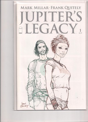 Jupiters Legacy #1 variant – a
