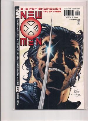 New X-Men #115 – a