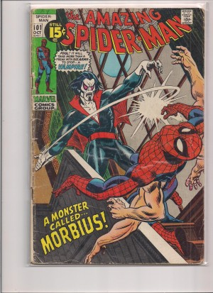 SPiderman #101 – a