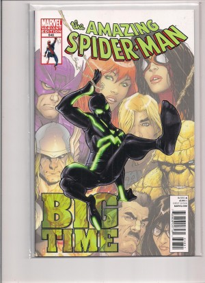 Spiderman #648 – a