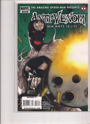 Spiderman AnitVenom #3 – a