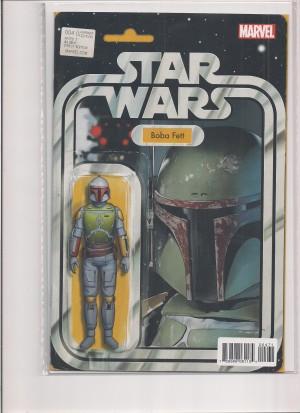 Star Wars #4 Boba Fett Variant – b