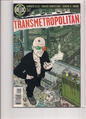 Transmetropolitan 1997 #1 – a