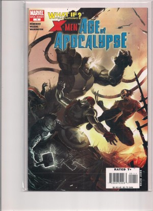 What If X-Men Age of Apocalypse #1 – 5-9-15 – a