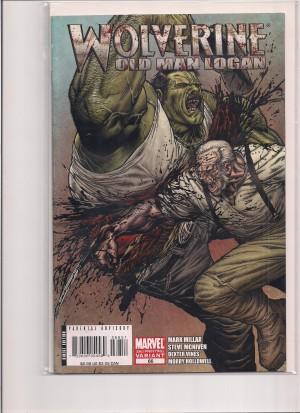 Wolverine Old Man Logan #66 Variant – a