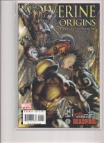 Wolverine Origins #25 - a