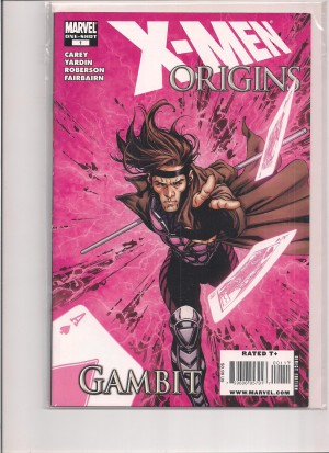 X-Men Origins – Gambit – a