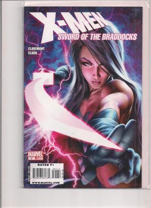 X-Men Sword of The Braddocks  – a