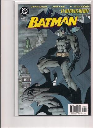 Batman #612 variant – a