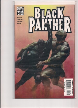 Black Panther #2 – a