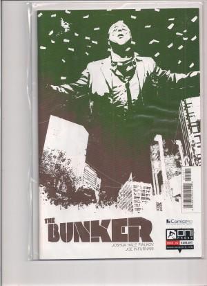 Bunker #1 ComicsPro – a