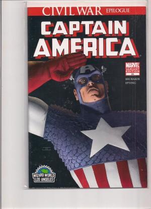 Captain America #25 Variant – b