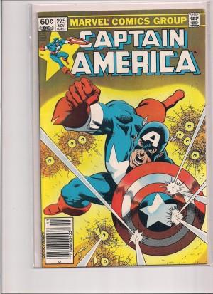 Captain America #275 – 4-17-15