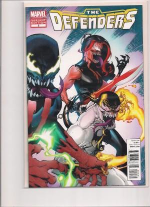 Defender #2 Venom Variant – a