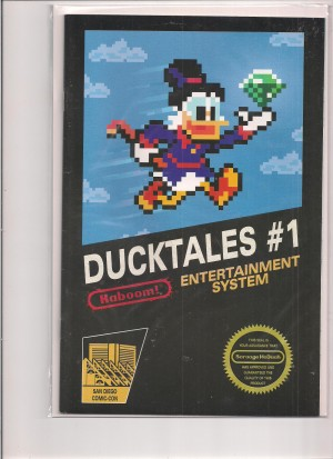 DuckTales 2011 SDCC #1 – a