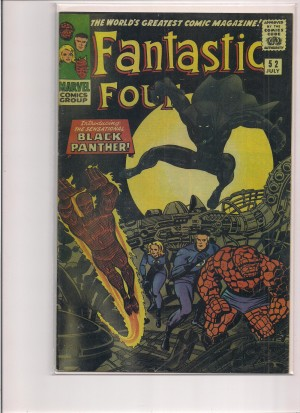 Fantastic Four #52 Reprint – a