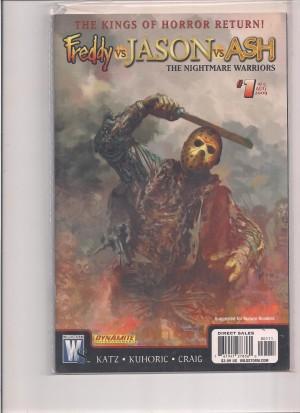 Freddy Vs Jason Vs Ash 2009 #1 – a