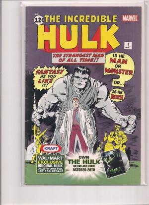 Hulk #1 Reprint – 5-16-15