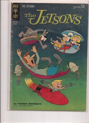 Jetsons 1963 #1 – Frayed – a