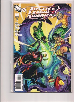 Justice League of America #50 1-75 Variant – a
