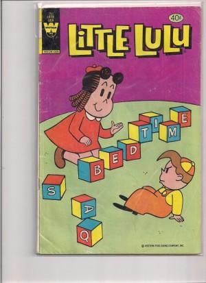 Little Lulu #260 – a