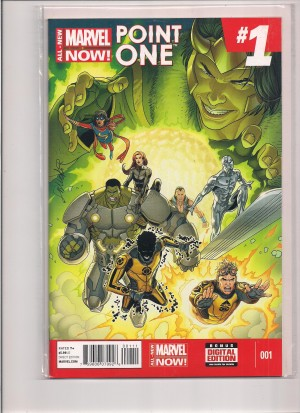 Marvel Now Point 1 2014 #1 – a