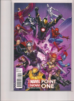 Marvel Point One Now 2014 #1 1-75 Variant – a