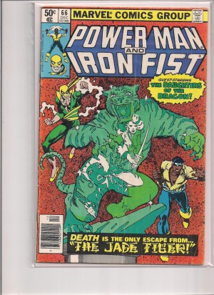 Powerman and Iron Fist #66 – a