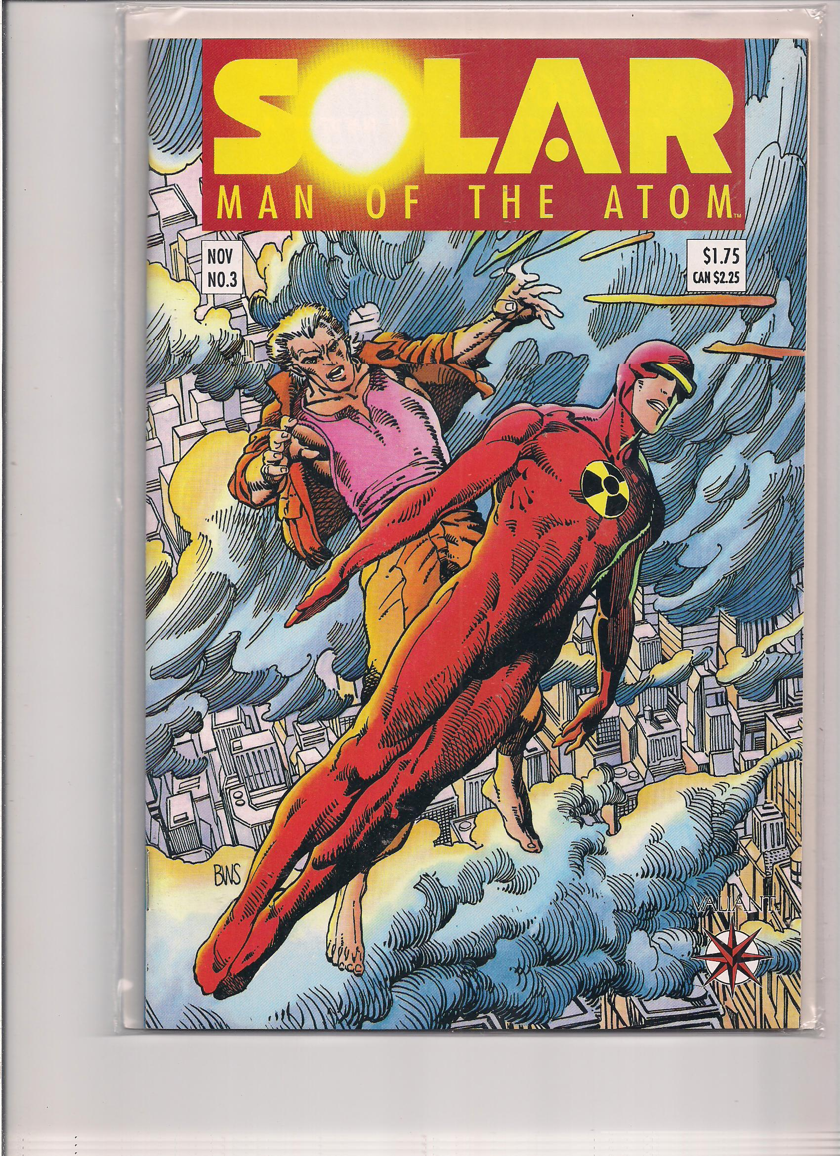 Solar, Man of the Atom #9 - Read Solar, Man of the Atom ...