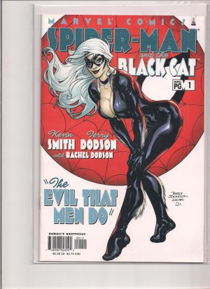 Spiderman and Black Cat #1 – a