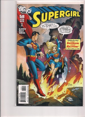Supergirl #58 – Variant – a