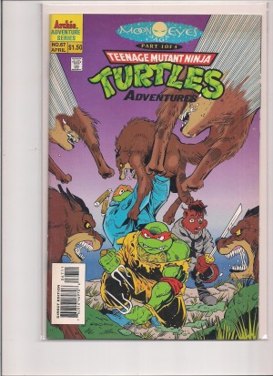 TMNT Adventures #67 – a