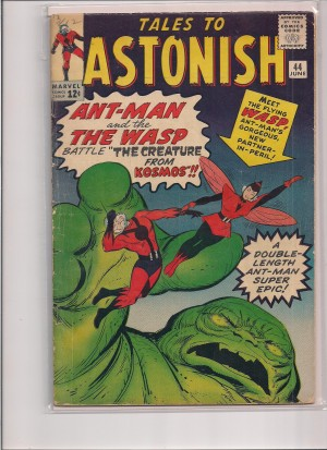 Tales To Astonish VG or FN
