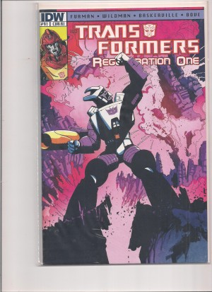 Transformers #91 Variant – a