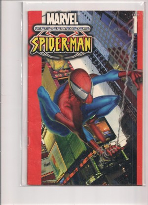 Ultimate Spiderman #1 Payless Variant – a