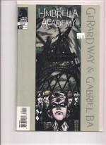 Umbrella Academy 2007 #1b Variant - a