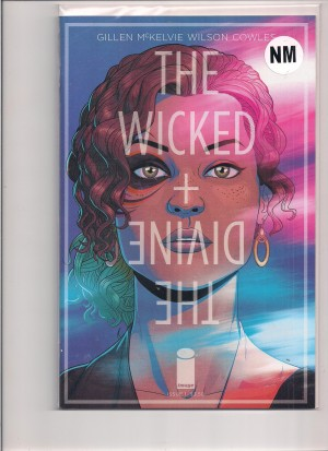 Wicked and Divine #1 – a