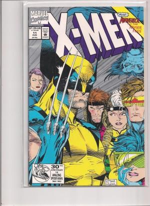 X-Men #11 Pressman – a