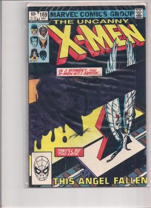 X-Men #169 – a