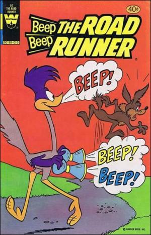 Beep Beep Roadrunner93