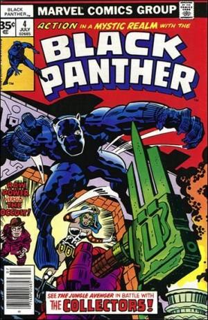 Black Panther 4 35c