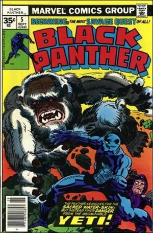 Black Panther 5 35c