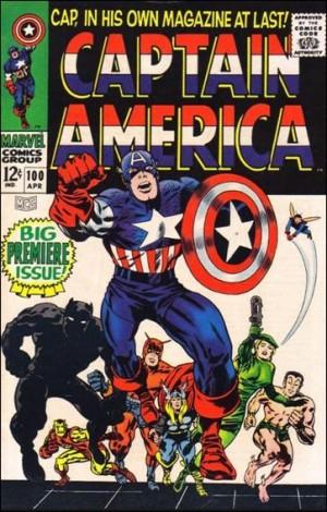 Captain America100