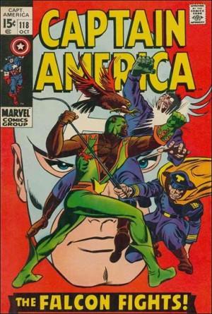 Captain America118