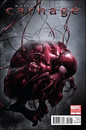 Carnage 2010 1 1 for 10 variant