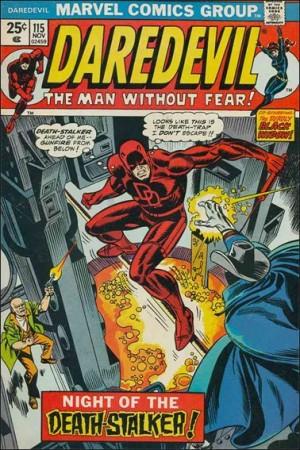 Daredevil 115 1974