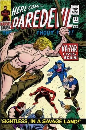 Daredevil 12 1966