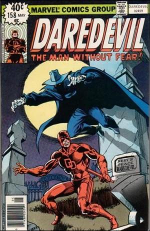 Daredevil 158 1979