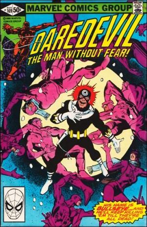 Daredevil 169 1981