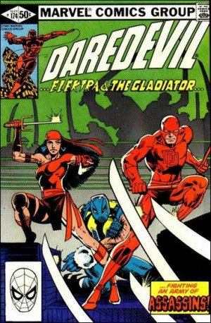 Daredevil 174 1981